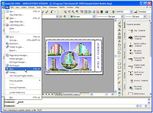 Jpg To Line Art Converter Free Download : Autocadのドローイング dwg からtiffへの簡単な変換手順! universal document